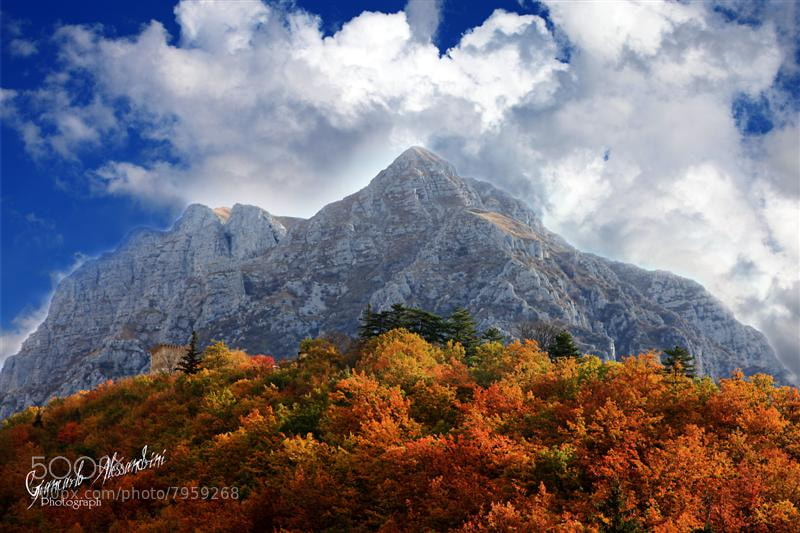 Photograph Monte Bove-Tri Level by Alessandrini   Giancarlo on 500px