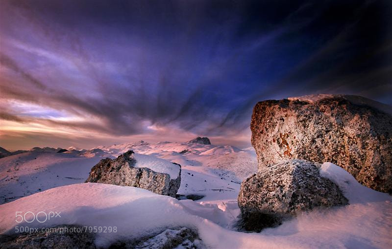 Photograph Gran Sasso by Alessandrini   Giancarlo on 500px