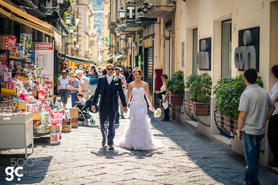 Photograph Sorrento wedding photography - Kayleigh and Dave's Italian Adventure (4 of 9) by Guy Collier on 500px