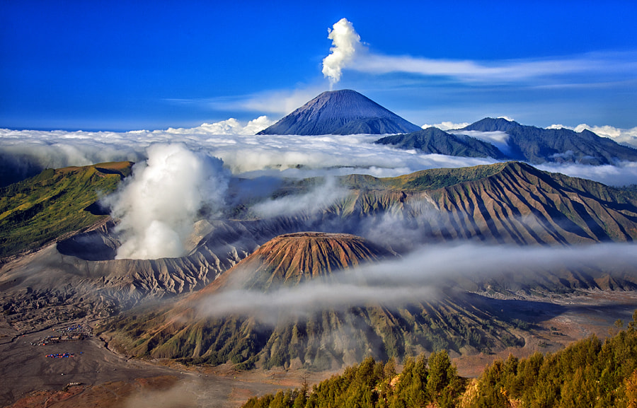 Photograph beautiful Bromo by dhiky aditya on 500px
