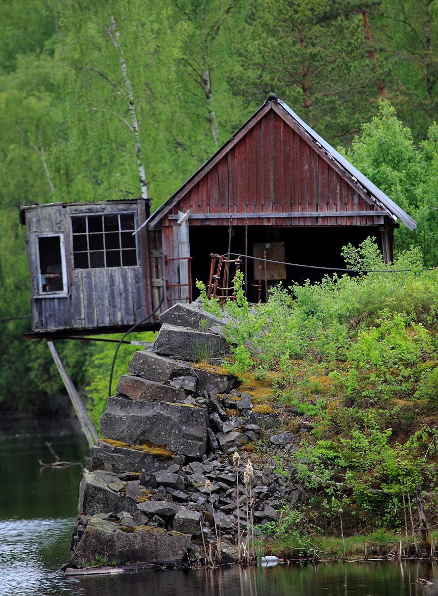 Photograph Cabin with views by Berit Nielsen on 500px