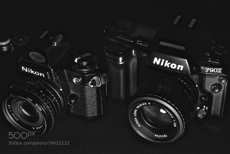 Nikon analog - Cover
