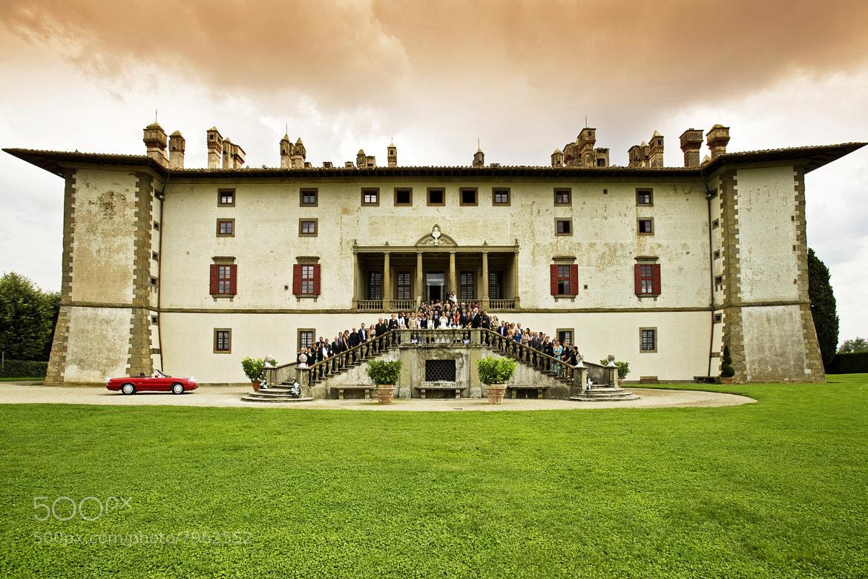 Photograph Villa la Ferdinanda by Paolo Benvenuti on 500px
