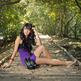 Winny by the Lake  by Denny Siauw (DennySiauwPhotography)) on 500px.com