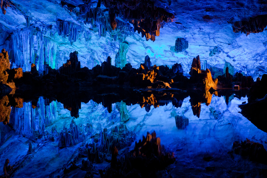 Photograph Red Flute Cave by Helminadia Ranford on 500px