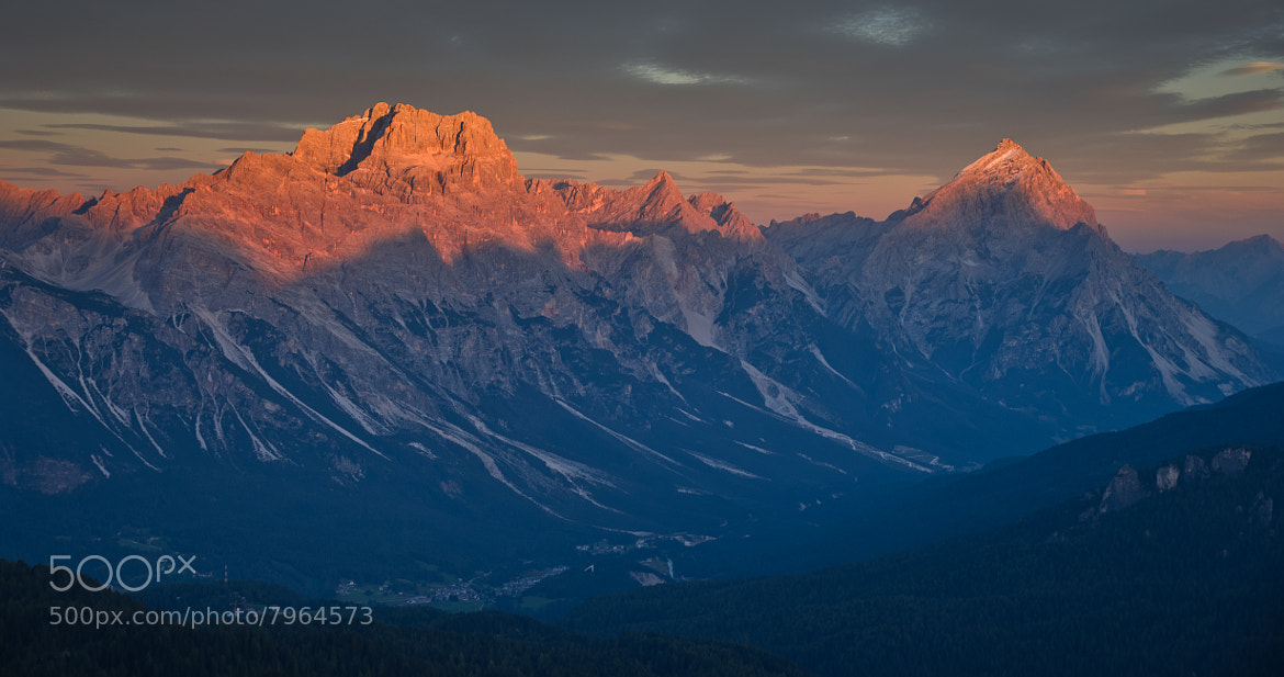 Photograph Sorapiss group & Mt Antelao by Giannis Ioakeimidis on 500px