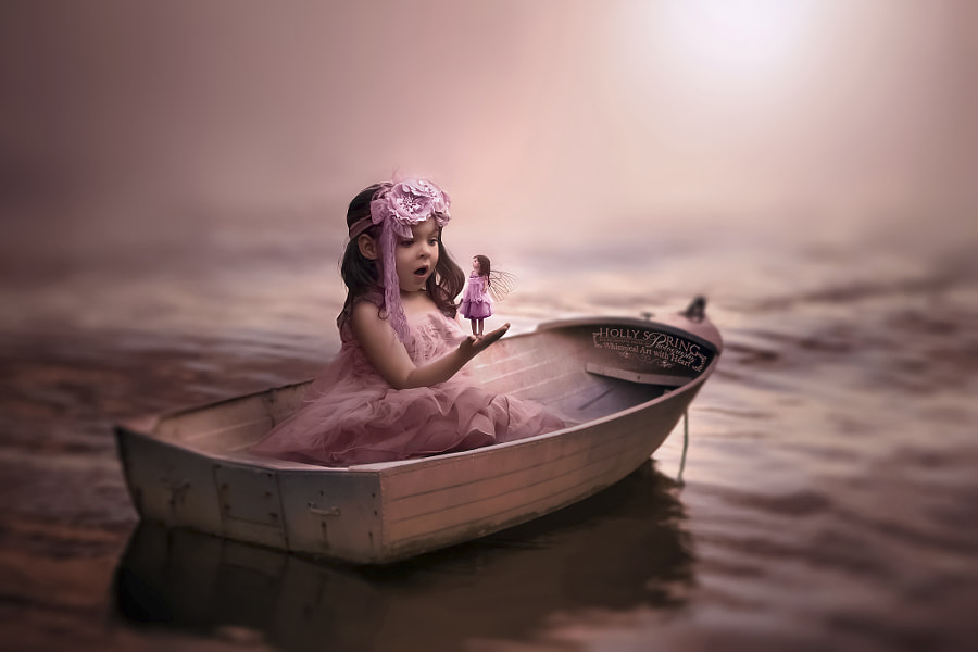 Photograph The Faerie Navigator - Silver by Holly Spring on 500px