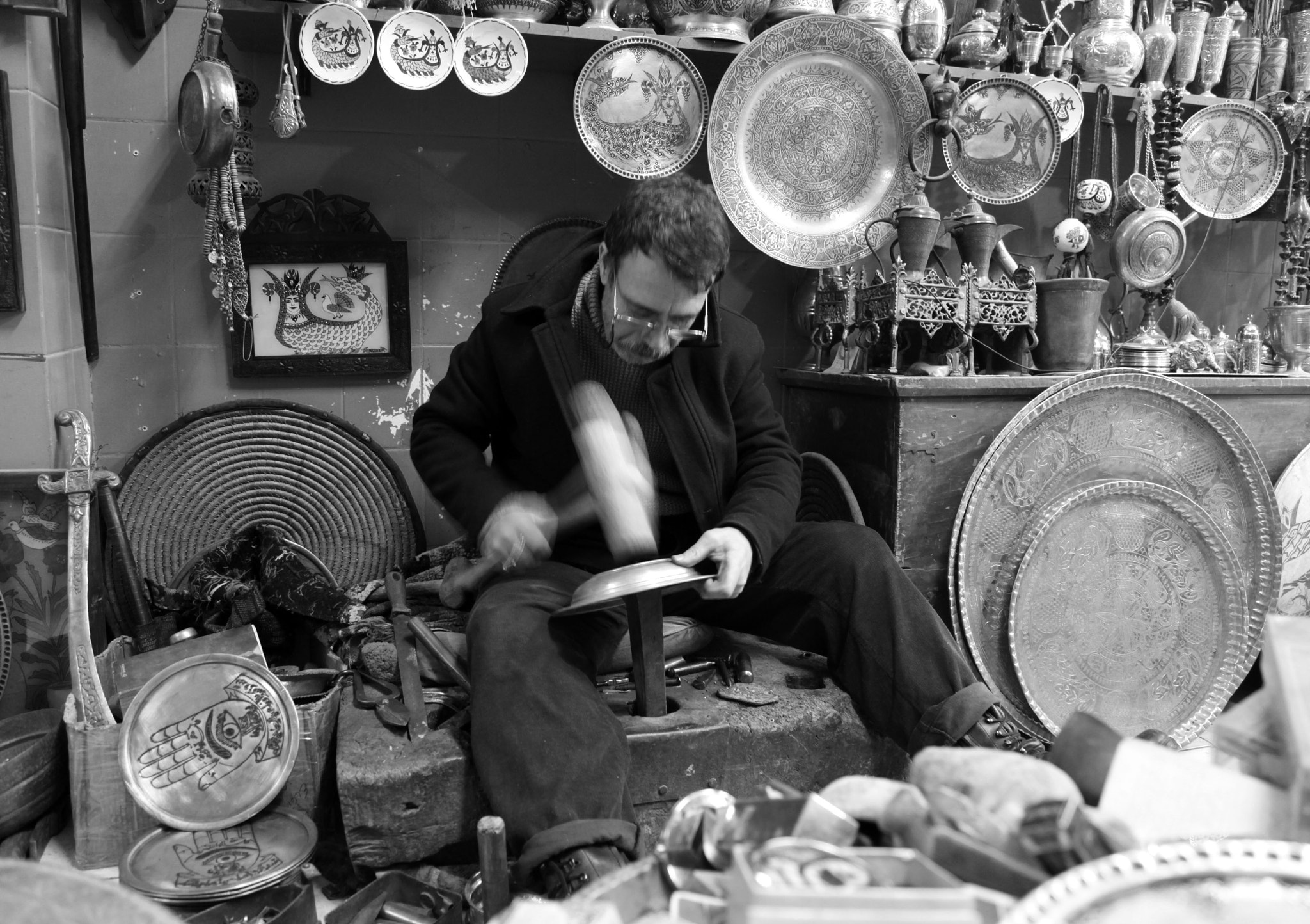 Photograph Master of crafts in Mardin by Ahmet Yeşil on 500px