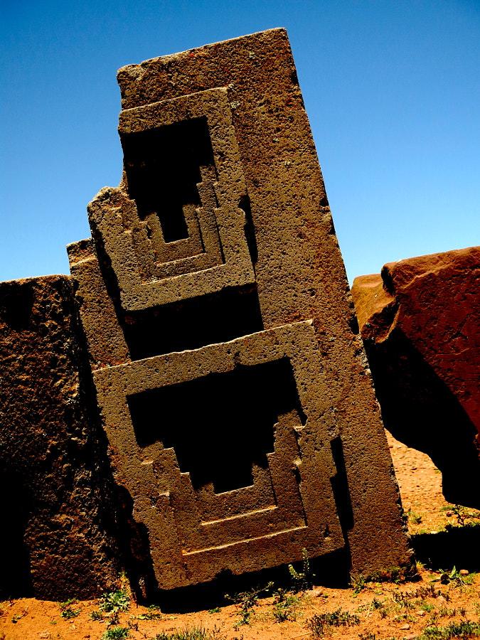 Piedra de Puma Punku by Adrià Torres Capsada on 500px.com