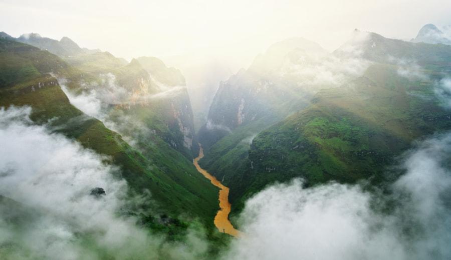 MaPiLeng mountains pass