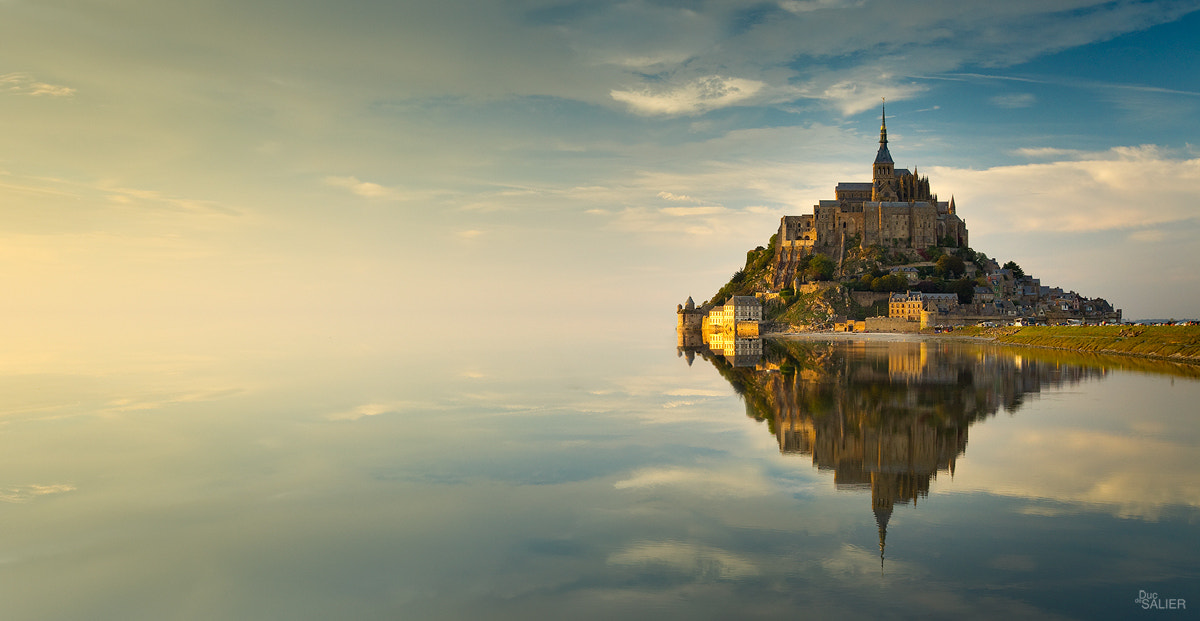 Photograph Mont Saint-Michel  by Duc De Salier on 500px
