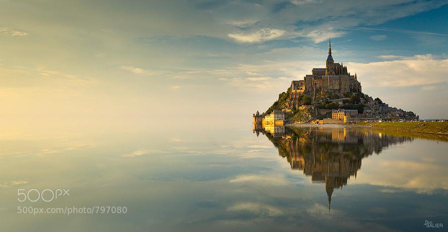 Mont Saint-Michel  by Duc De Salier (DucDeSalier)) on 500px.com