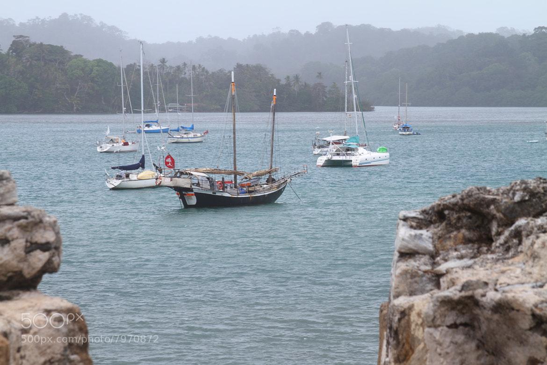 Photograph Portobello bay Colon, Panama by andrea victoria C on 500px