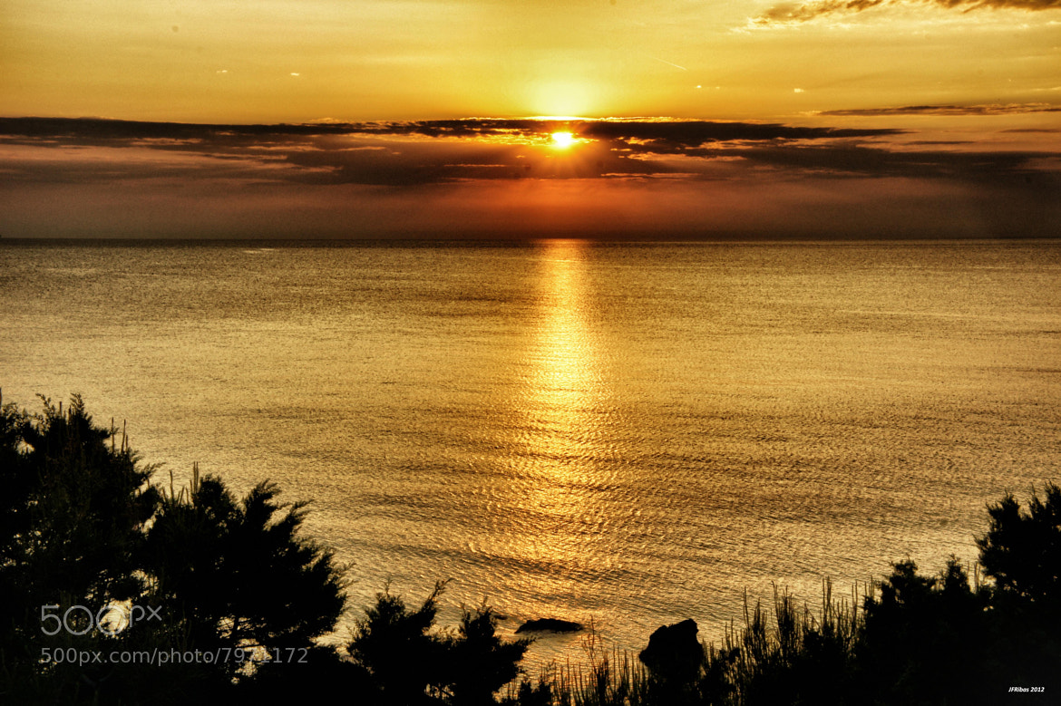 Photograph Sunrise in Ibiza by Joan F Ribas on 500px