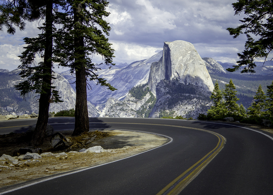 Photograph Road To El Capitan by Ken Easter on 500px