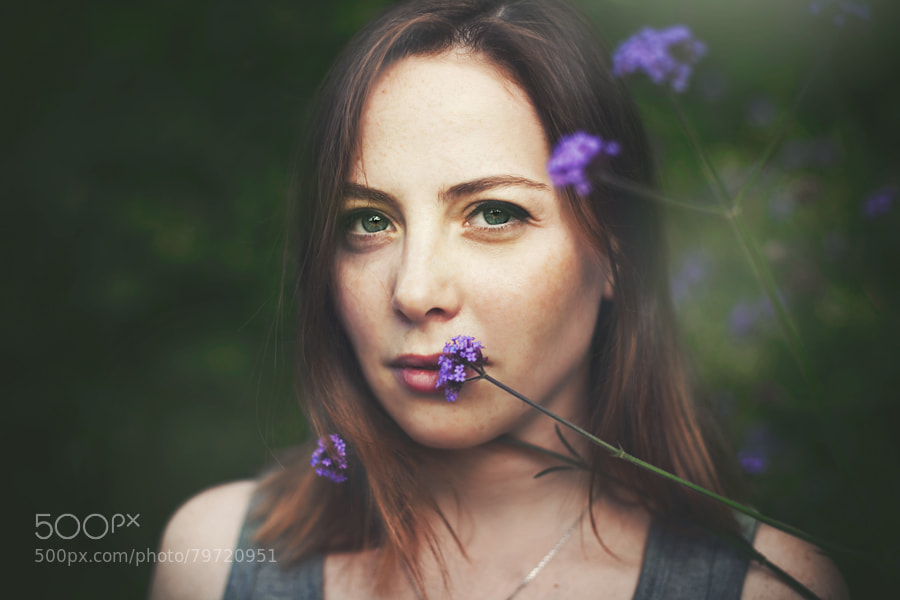 Photograph Vera by Alexandra Belova-Polyak on 500px
