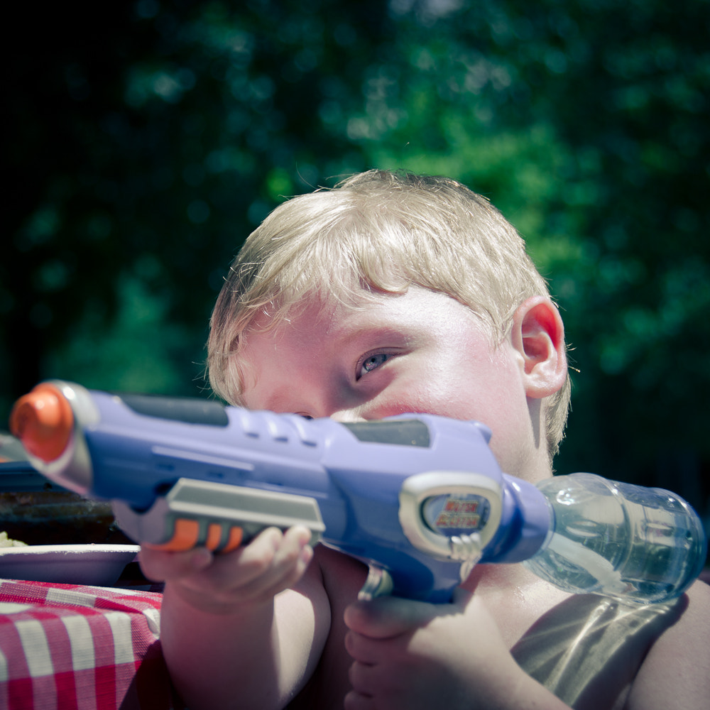 Photograph Boys and Guns by Jerry Kiesewetter on 500px