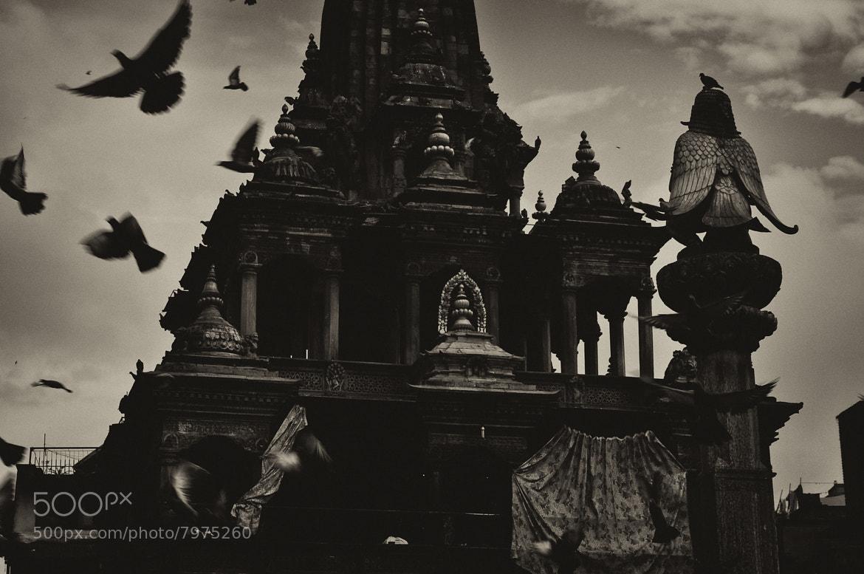 Photograph krishna mandir by Ashutosh Dev on 500px