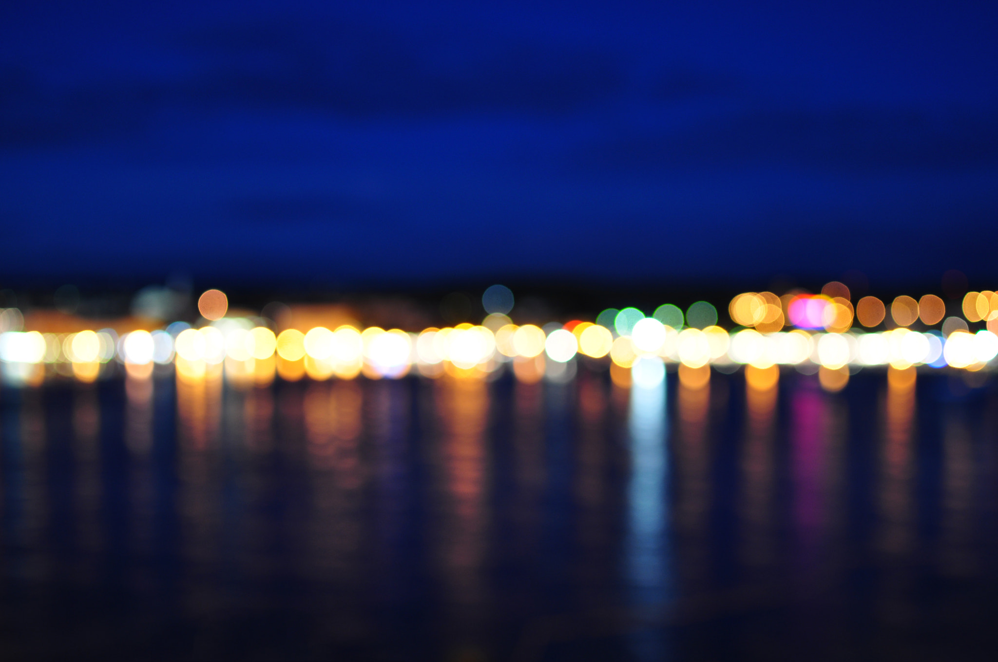 Photograph Porec Bokeh by Phil Matthews on 500px