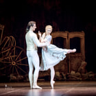 Постер, плакат: Natalia Somova and Ivan Mikhalev in Manon
