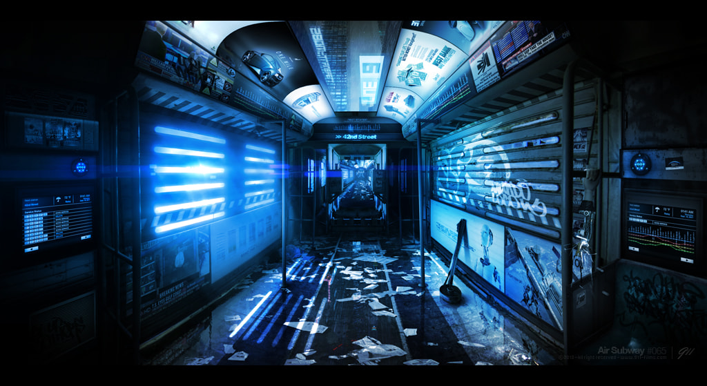 Photograph Air Subway by 911  on 500px