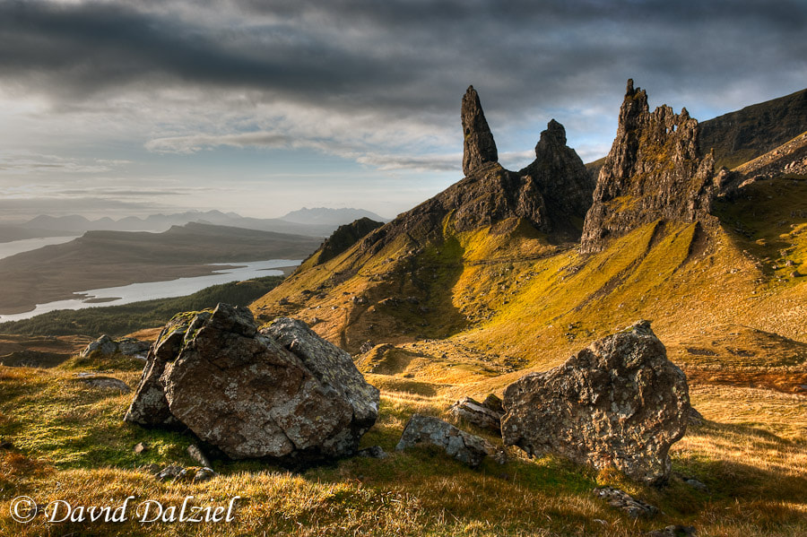 Photograph Old Man of Storr by David Dalziel on 500px