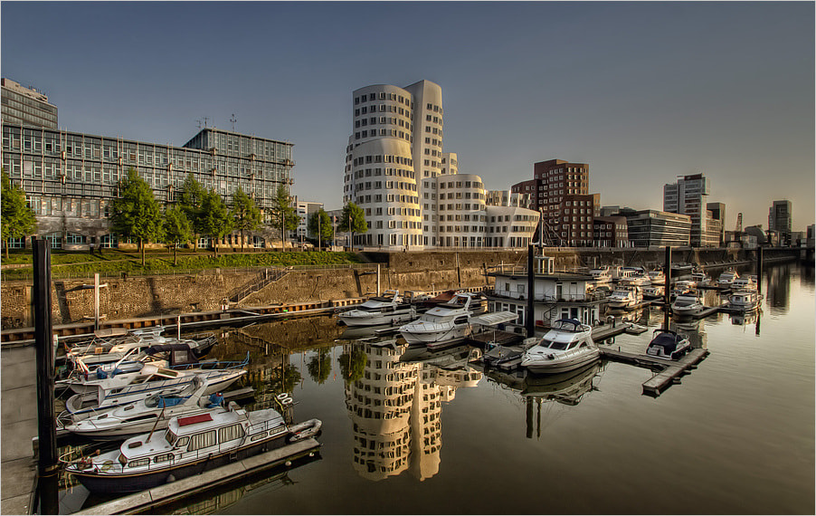 Photograph Düsseldorf by ---Jan --- on 500px