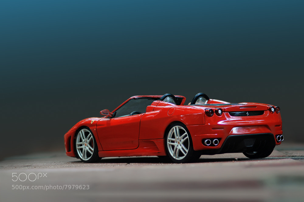 Photograph F430 Spider by Sunil TG on 500px