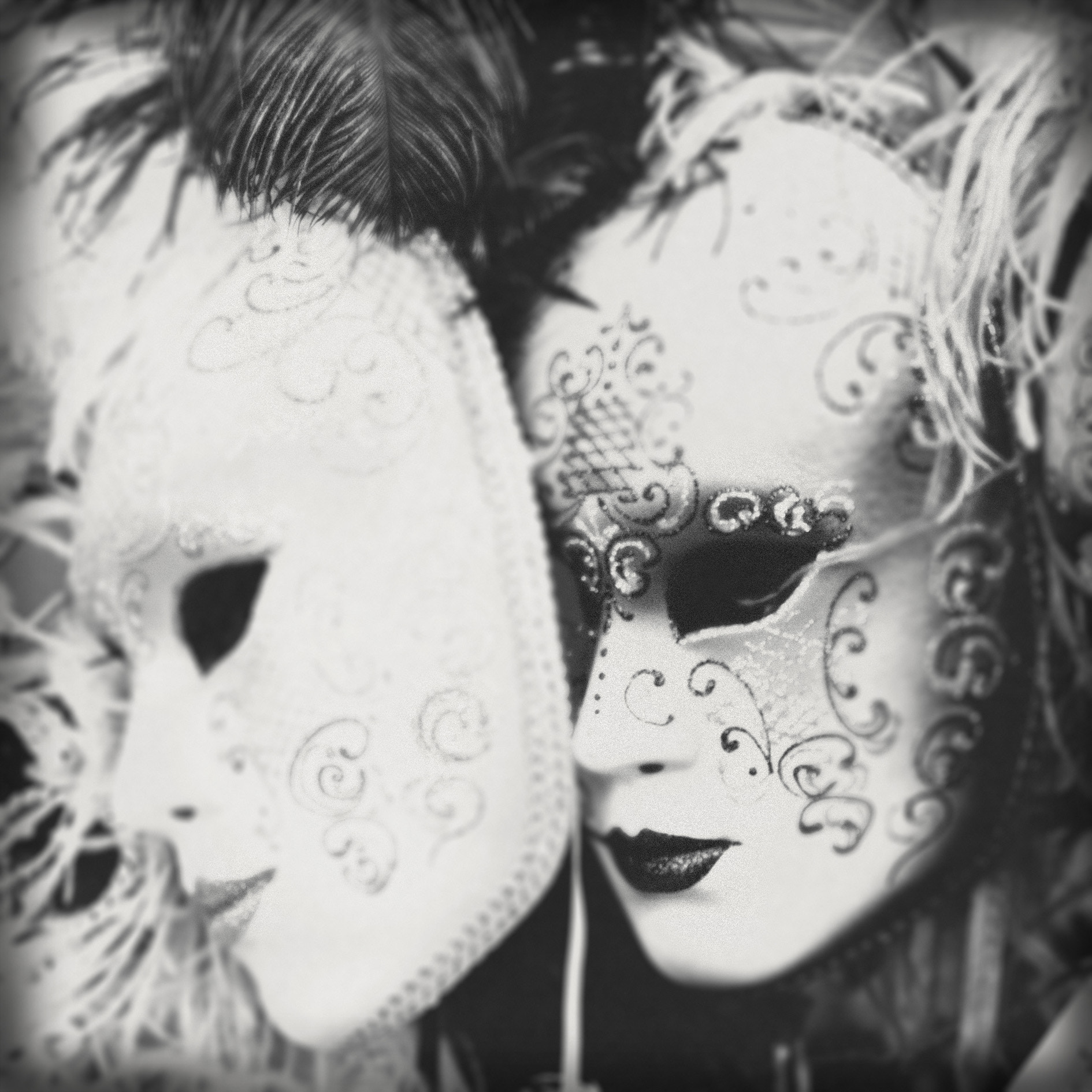 Photograph masquerade  by Black Cat Photos on 500px