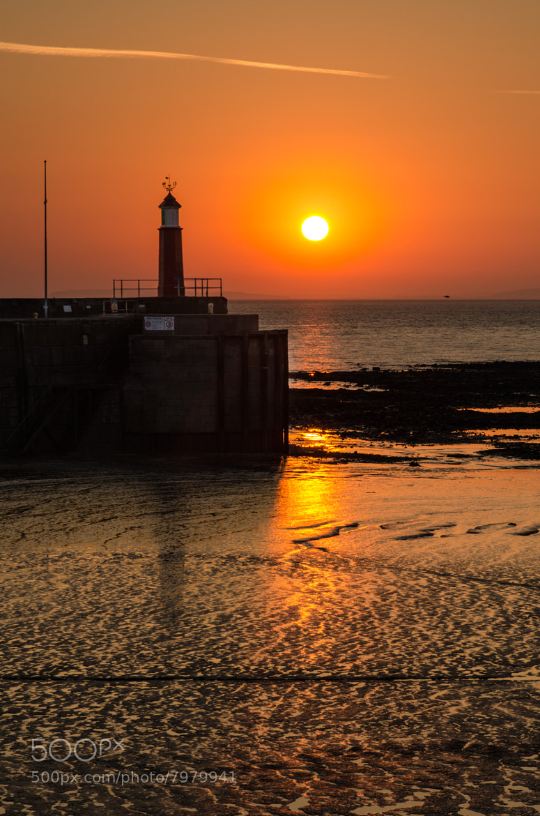 Photograph Watchet Sunrise by Bob Small on 500px
