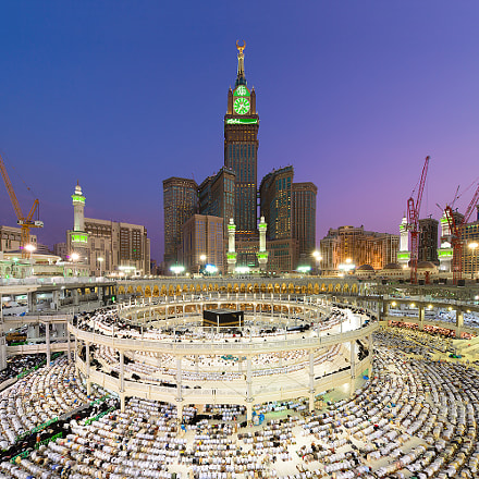 Holy Mosque..