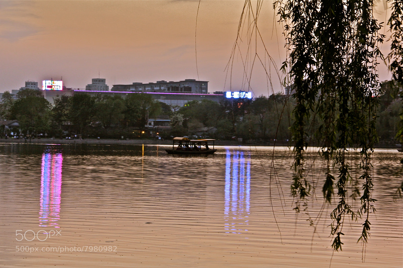 Photograph Hou Hai, Beijing by Poh Huay Suen on 500px