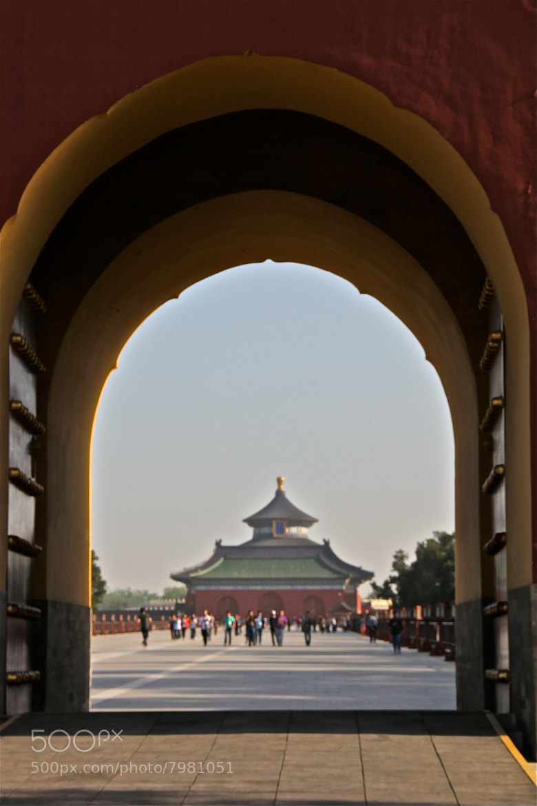 Photograph Temple of Heaven by Poh Huay Suen on 500px
