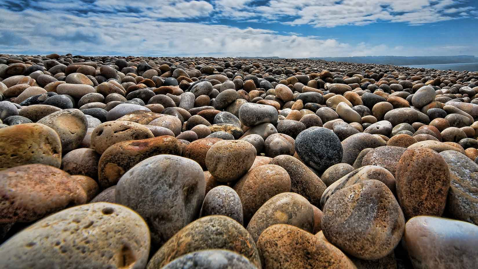 Photograph Chesil Beach 2010 by Alex Brown on 500px