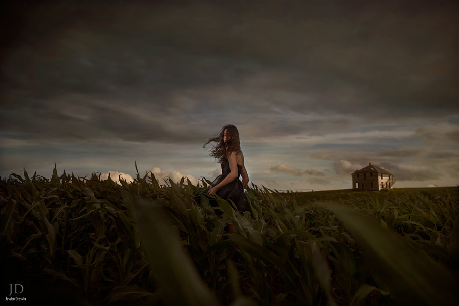 Photograph Her World by Jessica Drossin on 500px