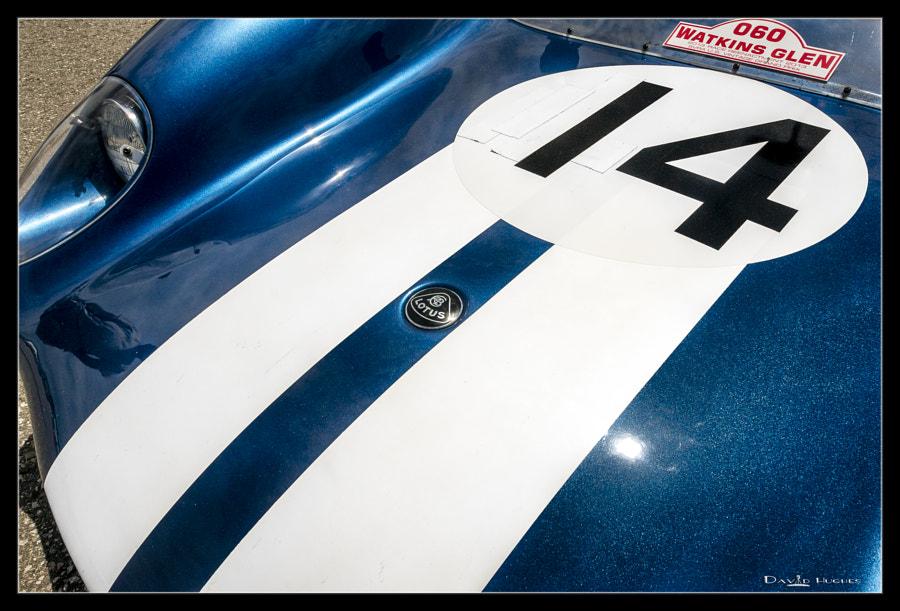 1962 Lotus 23B - VARAC 2014