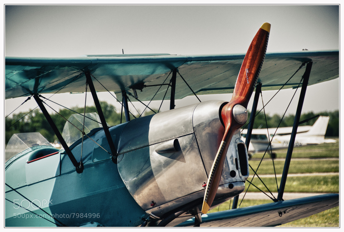 Photograph old plane by Ruud Pothuizen on 500px