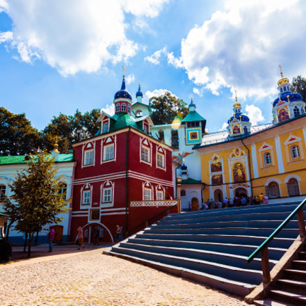 Orhodox Monastery (HDR)