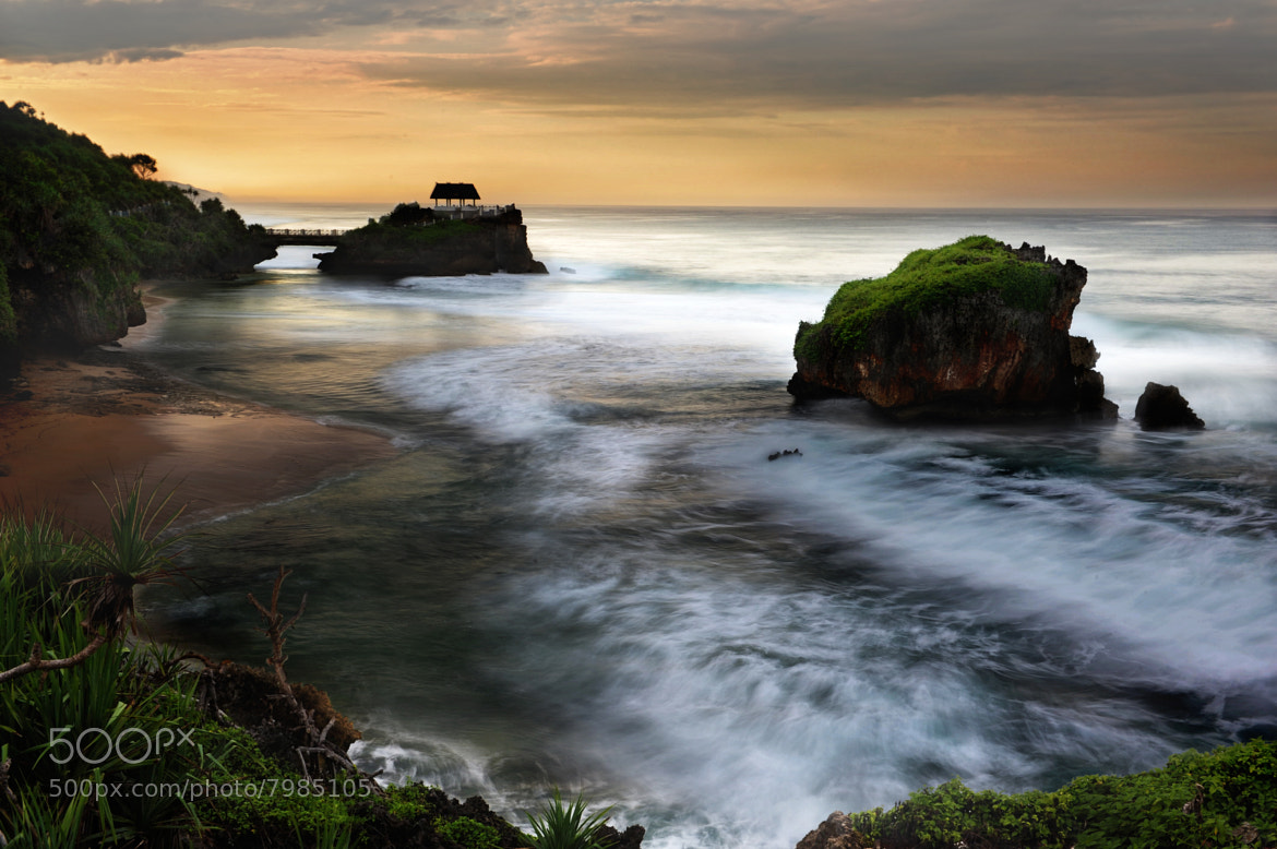 Photograph Waves of the Hindia Ocean by Mieke Suharini on 500px