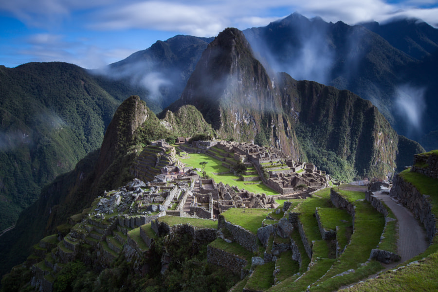 Photograph Machu Picchu by Jacky CW on 500px