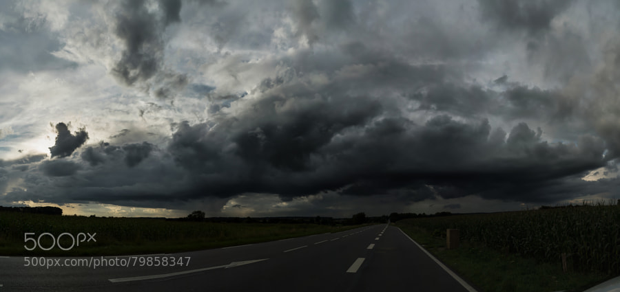 Photograph En route vers l'Apocalypse ! by Gérald Lebel on 500px