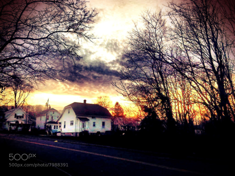 Photograph Morning Glow by Tony Fafa on 500px