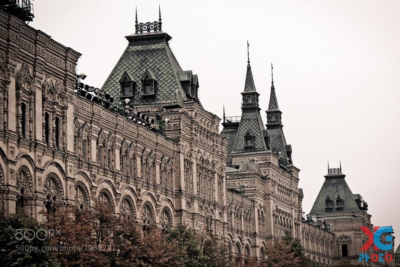 "Photograph Из серии ""Города"" by Genadyi Kuкsanov  on 500px"