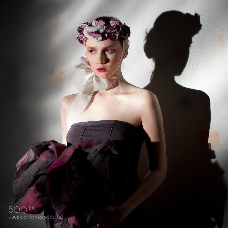 Photograph flower lady by Oksana Saripova on 500px