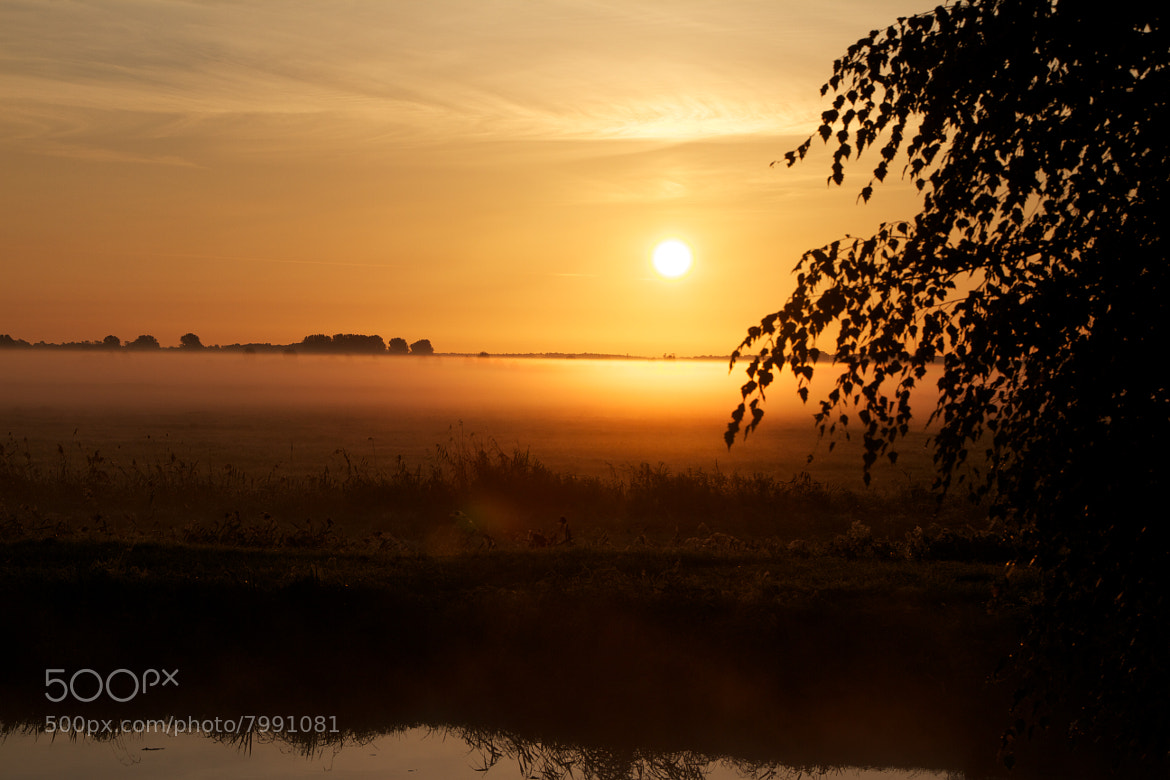 Photograph Beautiful Sunrise by Hendrik Ebel on 500px