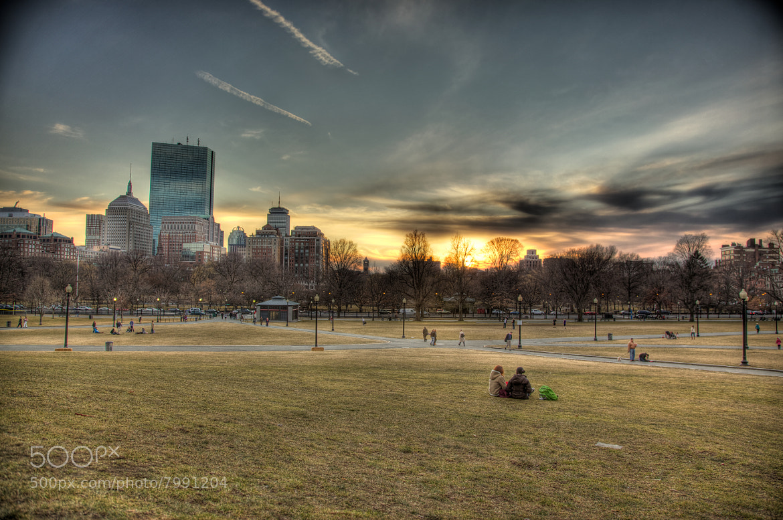 Photograph Boston Commons by Vjeran Pavic on 500px