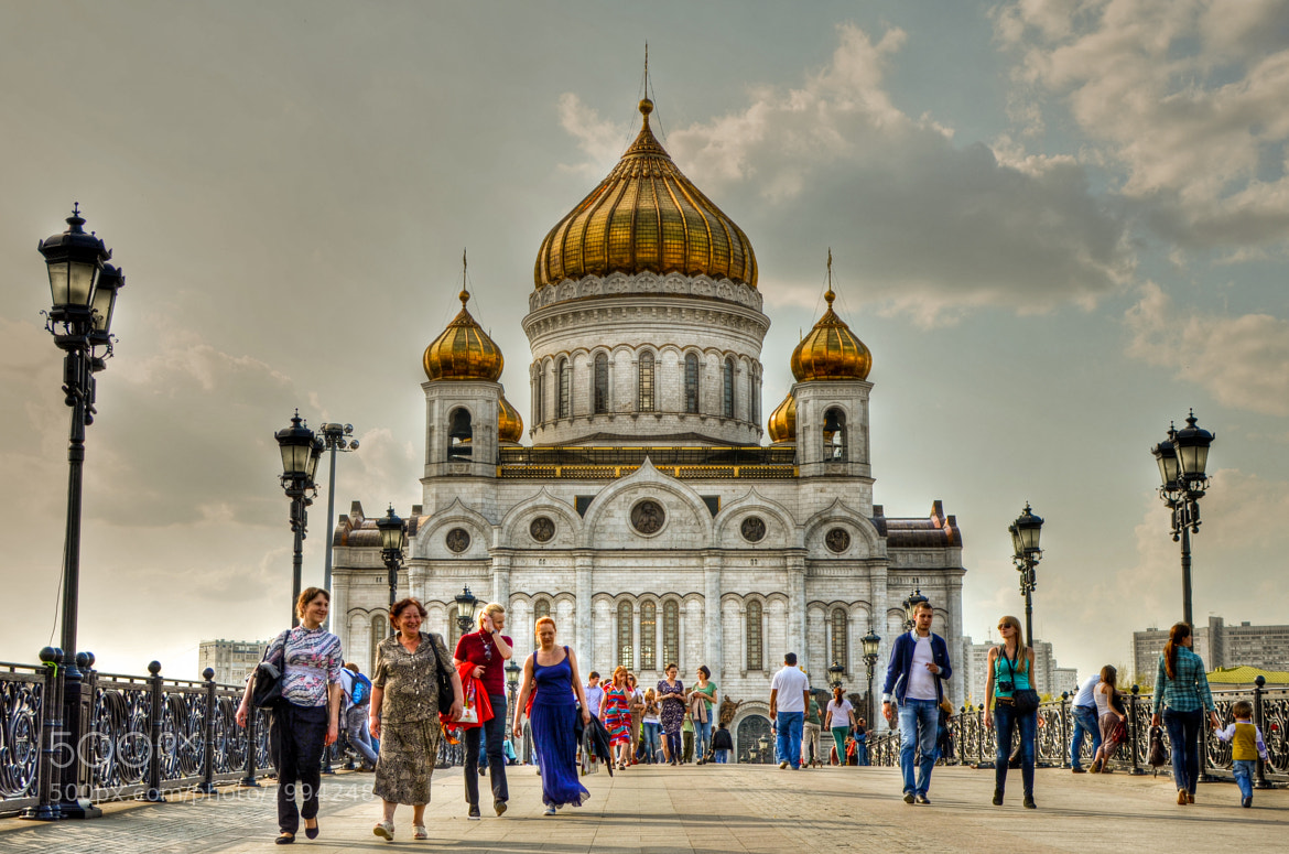 Photograph Cathedral of Christ the Saviour by Norbert Weiss on 500px