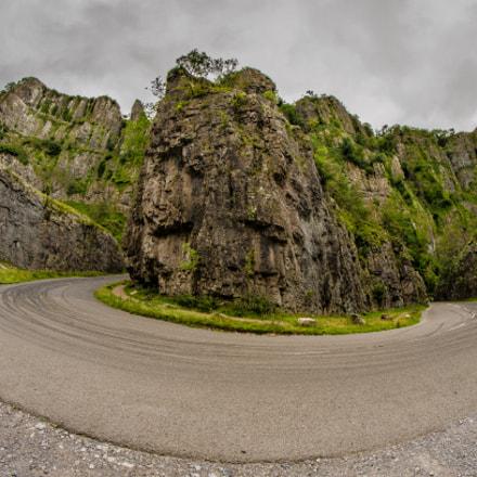 Cheddar Gorge.