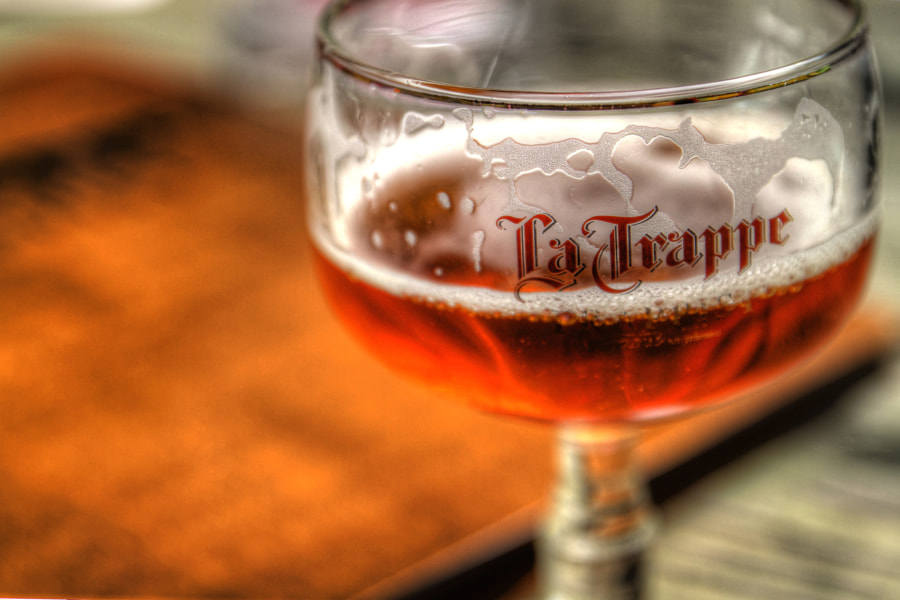 La Trappe Beer by GeoAndri on 500px.com