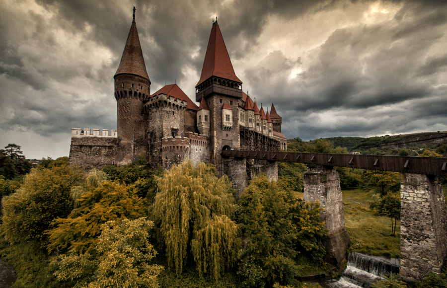 Corvin Castle by Grigore Roibu on 500px.com
